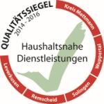 Qualitaetssiegel Haushalstnahe Dienstleistungen