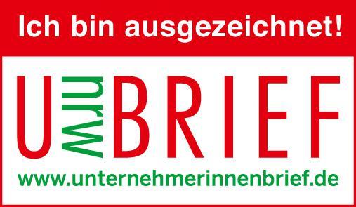 Unternehmerinnenbrief Zauberfrau Wuppertal